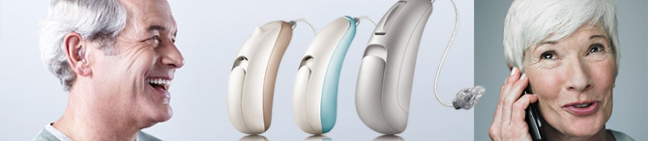 Hearing Aid for Elderly people